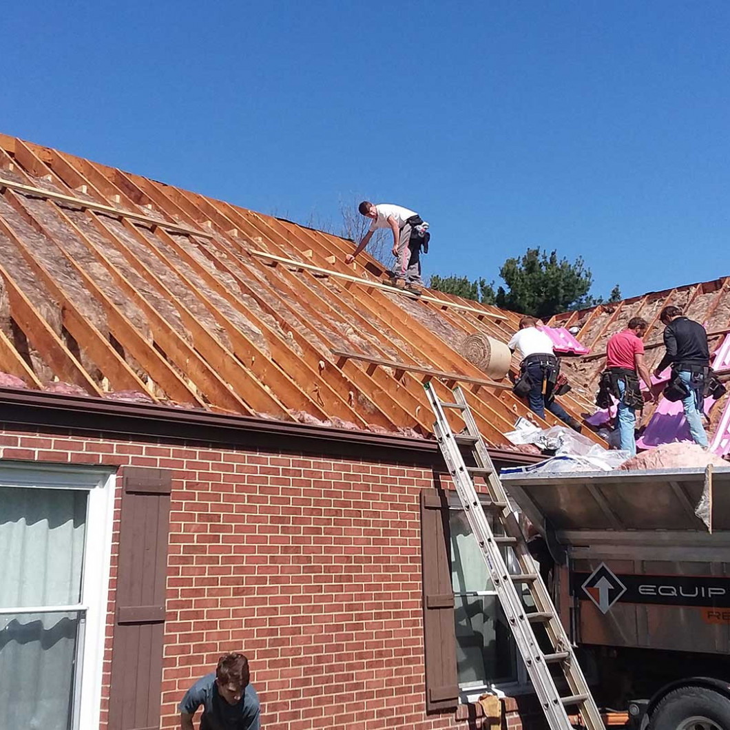 Why reroofing?